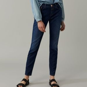 CLOSED Baker Mid Rise Ankle Skinny Stretch Jean 27